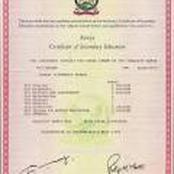 Have You Lost Your KCSE or KCPE Certificate? Do The Following to Replace It