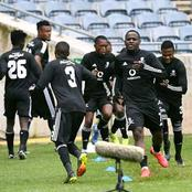 Orlando Pirates Provide Update on Lorch!