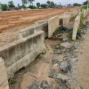 This Uncompleted Flyover has Caused Much Accidents and Deaths. When will it Ever be Completed?