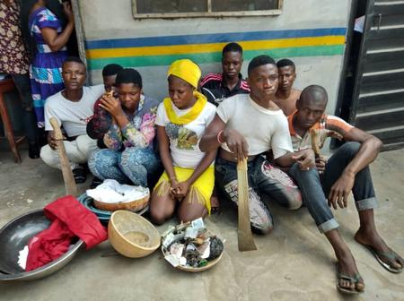 I Slept with 10 Men as part of my Initiation process - A 19-yr-old