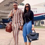 Voici une autre photo de l'acteur nigérian Bolanle Ninalowo et son épouse qui sublime ses fans