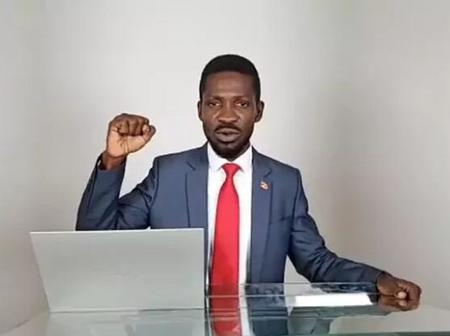 Uganda's Opposition Leader Bobi Wine Explains Why He's Under House Arrest