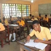 Good news for all candidates who failed the 2020 BECE.