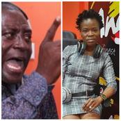 I'll Let Everybody Hear What You Did At Jamaica - Captain Smart Boldly Tells Ohemaa Wo Ye Je.