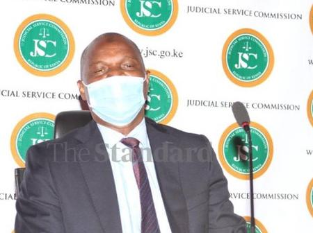Justice Chitambwe Gets Emotional When Answering Questions From JSC About Accused Persons