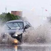 طقس مخيف لمدة 4 أيام.. برق ورعد وأمطار غزيرة والأرصاد تحذر وتطالب بإرتداء الملابس الثقيلة