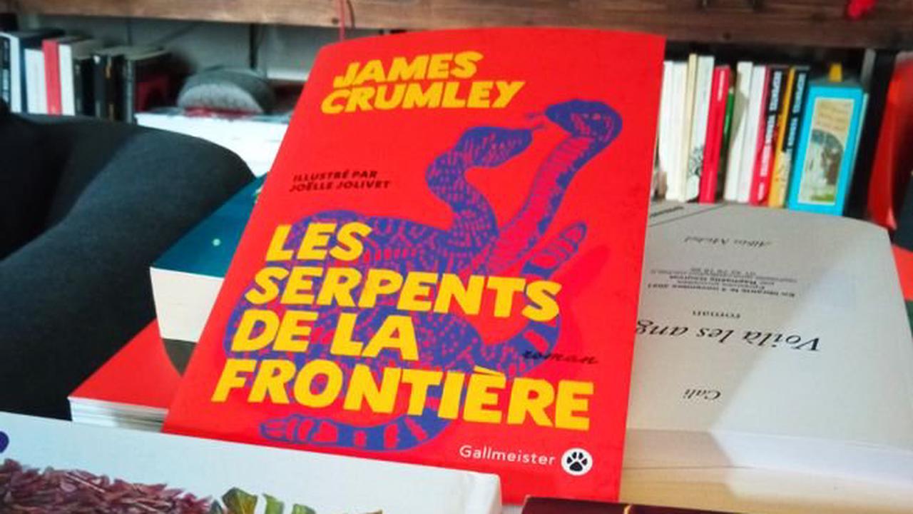"""Un Jour / Un Livre : """"La danse de L'ours"""" de James Crumley chez Gallmeister"""