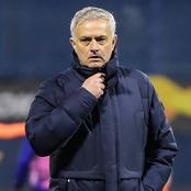 Mourinho suffers most league defeat in his career following Man utd loss