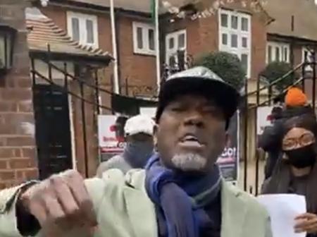 Reno Omokri Reveals Why Buhari Said That He Went To London To Rest