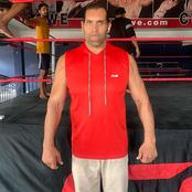 Remember WWE Superstar 'Great Khali' Who Killed Someone During A Fight? See Recent Pictures Of Him.