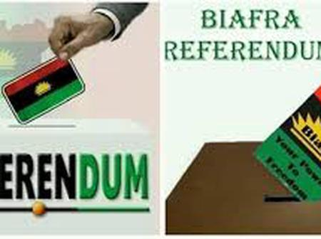 Opinion: check out why referendum will not be given to Biafra