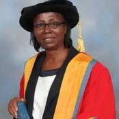 First Female Dean of Law in UNILAG, Professor Agomo finally retire as she celebrates 70th birthday