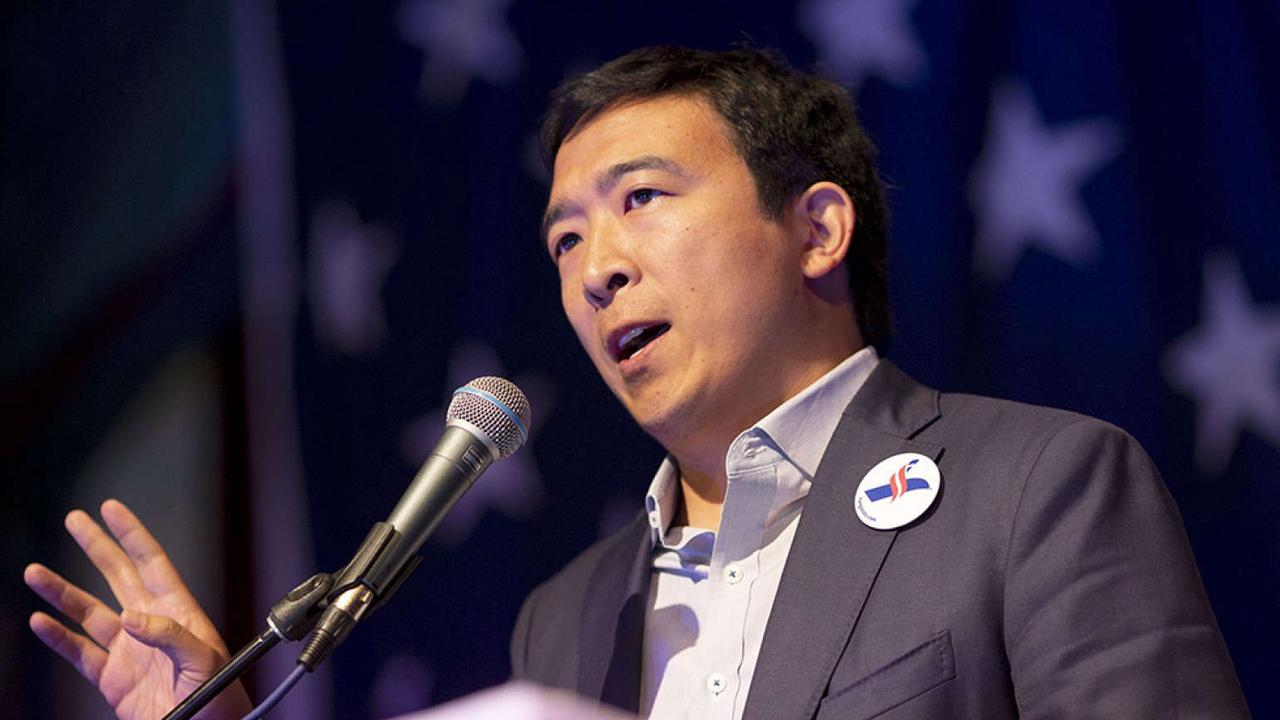 Andrew Yang says NYC 'cannot afford to defund the police' after Times Square shooting