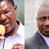 I'm Not Worried, Ford Kenya Is Our Religion; Wetangula Sends Warning To Ruto Ahead Of Kabuchai Poll