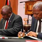 Ramaphosa: Mkhize has briefed me about tender corruption allegations