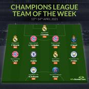 Check out the Champions League Team of Week (Jorginho, Neymar, and others who make the list)