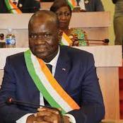 Polémique sur la santé du président du Parlement ivoirien