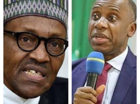 Amaechi Makes A Revelation, See What He Said Recently That Has Gotten Various Reactions On Twitter.