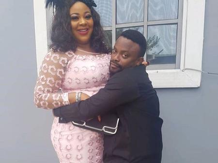 Meet Comic Actor Okon And His Lovely Family