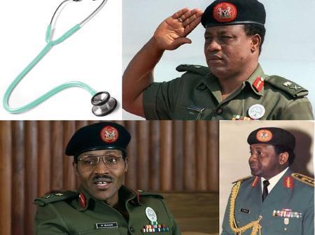 Meet the man who has been personal doctor to Buhari, Babangida and Abacha