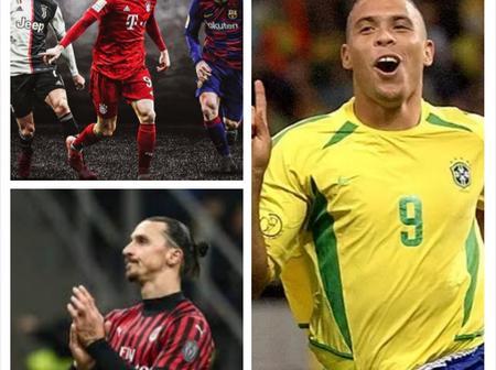 The unsurpassed record of Ronaldo Nazario that Messi, CR7, Zlatan, Lewy are struggling to break
