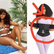 Nengi, Ini Edo And 3 Other Celebrities Who Use Waist Trainers To Improve Their Curves