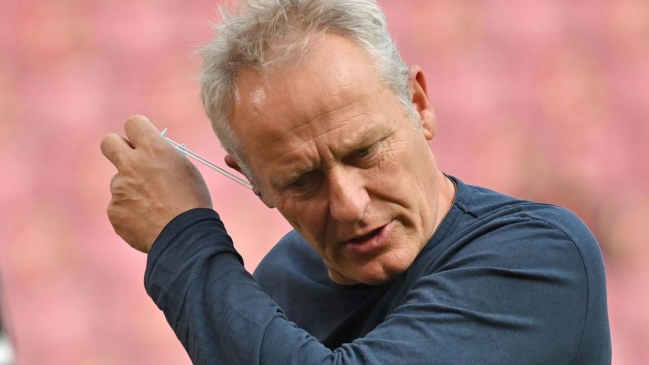 Letztes Spiel im Dreisamstadion: Christian Streich warnt Freiburg