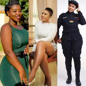 Meet The 5 Hottest Policewomen In Ghana