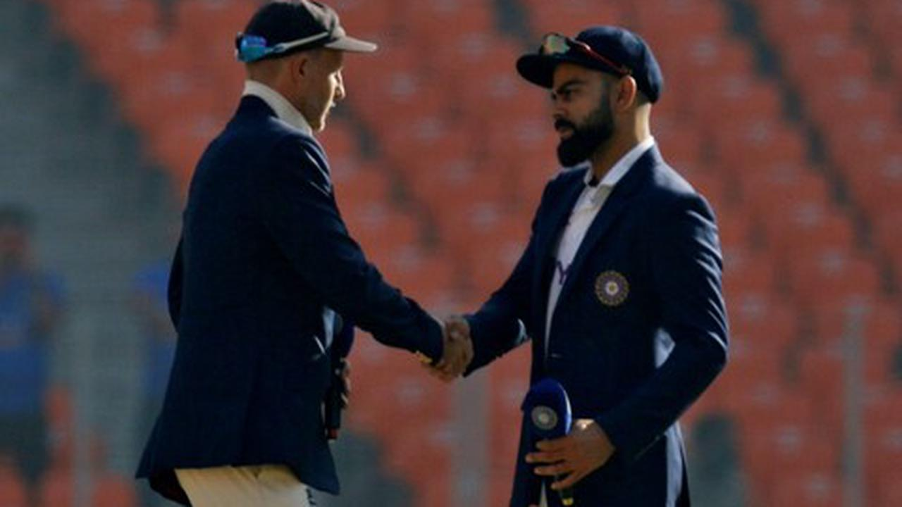 Live India vs England, fourth Test - day one: live score and latest updates from Ahmedabad