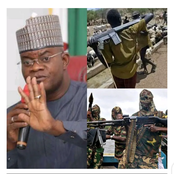 Read What Kogi State Governor Said Recently About Bandits And Criminals In The Country