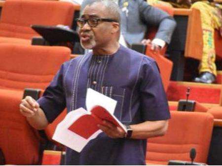 APC Is A Government That Says One Thing & Does Another Thing- Sen Abaribe.