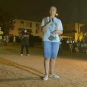 Cocody/ législatives: la nouvelle tenue vestimentaire de Yasmina Ouégnin au centre des admirations