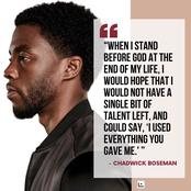 Chadwick Boseman among Winners of this years golden globes award
