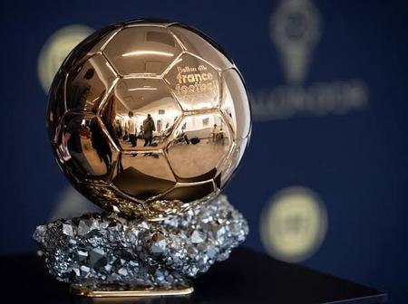 Ballon d'Or Power Rankings: Lewandowski Stays Top, Ronaldo Missing In Top 6.