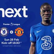 K24 Confirms The EPL Match They Will Air Live This Weekend