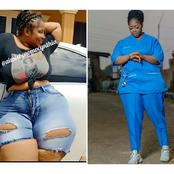 See Photos Of This Endowed Lady Who's A Medical Doctor