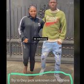 See Photo Collection Of Lovers Who Meet On Social Media And Others