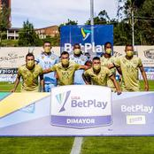 Colombian Club Forced To Field Seven Players After 16 Of Their Players Tested Positive To Covid-19