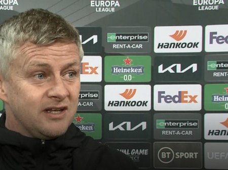 Ole Gunnar: We Wanted To Score Goals.