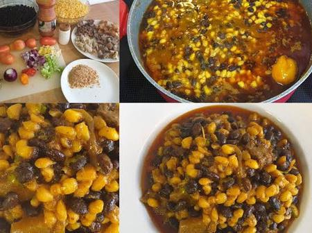 See How To Cook That Quick And Delicious Cornchaff, The Ninja Way
