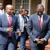 Kithure Kindiki Lectures Raila On What Should Be Done To Achieve His Dream On Allocation To Counties