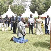 The Bible Verse Shared By Dr William Ruto That Has Left Kenyans Talking