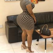 Purfcie Conna Causing Stir Online with her Super Curves and Backside. See Photos You Must Look Twice