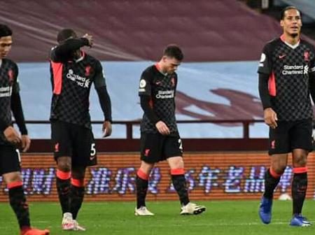 Do you see Liverpool bouncing back from the Aston villa defeat to beat high flying Everton
