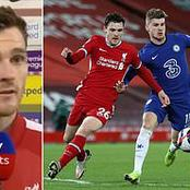 Andy Robertson Has Cried to Teammates After Defeat By Chelsea