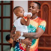 Meet Diamond Platinumz' Son That Has A Striking Resemblance To Him