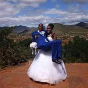 Social media react to 'Pastor Mboro's wedding picture