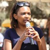 Karen Nyamu Apologises to Samidoh's Wife, Claims she Didn't Want to Wreck Their Marriage