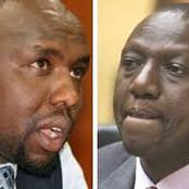 Kipchumba Murkomen And The Deputy President's Plan To Make A Visit To Raila Odinga's Home