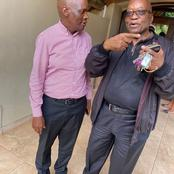Hlaudi Motsoeneng visited former president Zuma at Nkandla